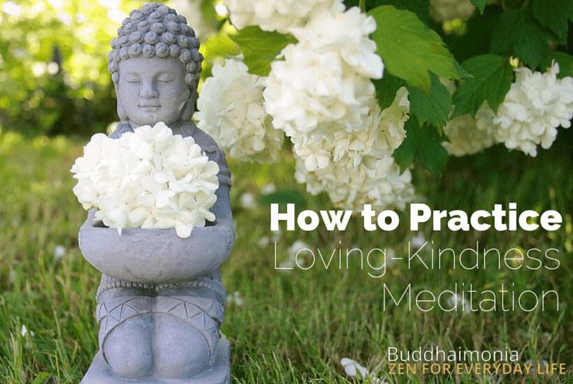 How to Practice Loving-Kindness Meditation via Buddhaimonia