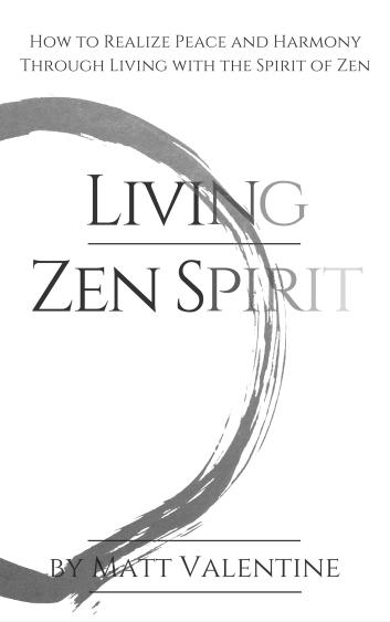 Living Zen Spirit Book Cover via Buddhaimonia.com Zen for Everyday Life