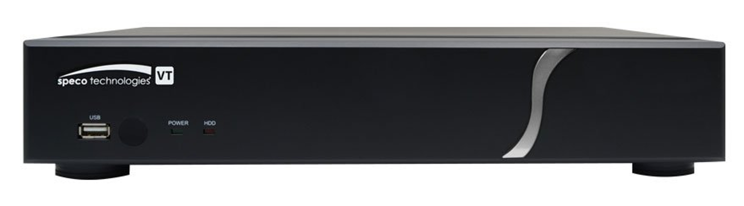 D8VT   8 Channel 1080p HD-TVI  Digital Video Recorder