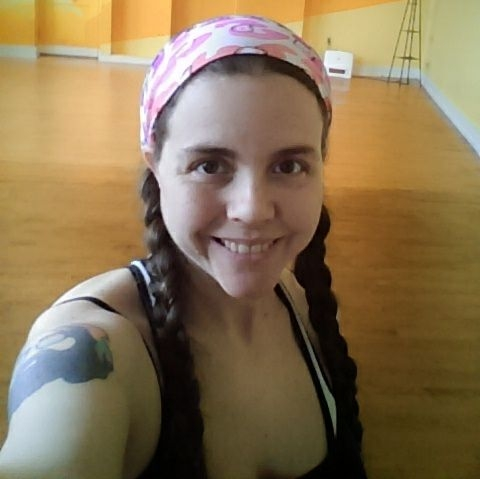 Jessica Deese's Bio - I dabbled a bit in yoga years ago. I felt a connection to it then, but I didn't continue. Fast forward to 2014(ish), I had 2 new babies and was suffering greatly from C-PTSD. I was desperate for relief and despite trying all other avenues, such as medications, counseling etc., I couldn't find it. I started doing some research and stumbled upon some evidence of yoga working in the treatment of PTSD, so I took that information and walked into the Ashtanga room at Kai. Little did I know what a transformational step I was taking. I fell in love with the Ashtanga system of yoga. The focus and concentration, the linking of breath and movement, the routine and structure, and the meditative qualities of the practice drew me in. These are also the qualities that can change the pathways in the brain and regulate the nervous system response relating to trauma. Yoga has changed me from the inside out, calming the sensations and anxiety that I was suffering from, while providing me with the tools to do the inner work that needed to be done. I found so much relief, that I decided to teach. More than anything, I just want to help people. I want to give them the information, tools, and safe space that I wish I would've utilized 20 years ago to help calm and heal the body and mind. I have a special interest in using Ashtanga yoga as a tool for healing and working with trauma and addiction, and also working with kids and moms. I look forward to where the rest of my yoga path will take me, honored to teach, but always keeping the heart of a student.