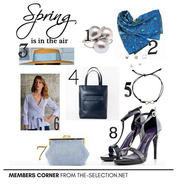 "Did you enjoy the mild weather today? Celebrate Spring at last. Check our selection in ""look"" section. Exclusive discounts for our members. Support #swisssmallbusiness"