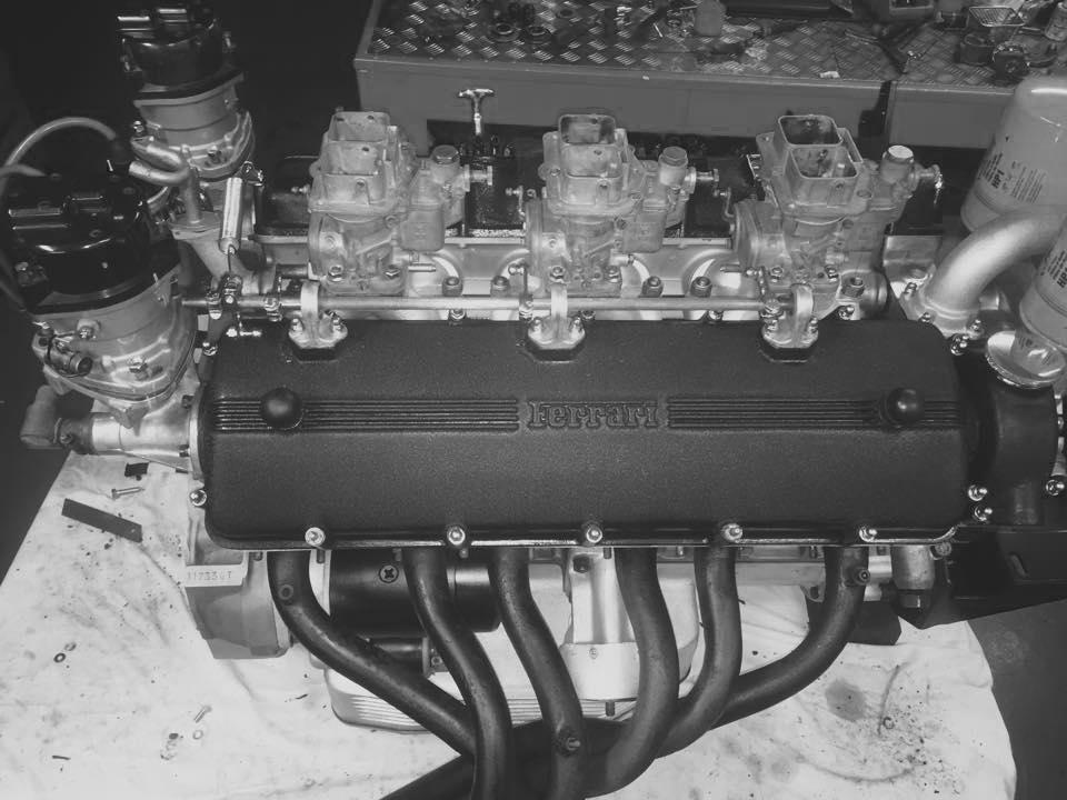 Etape 6 :  Réfection moteur
