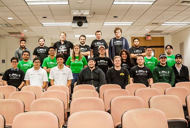 Here is our group photo for the 2017-2018 competition year taken a week ago. Also a week ago, Hornet Hyperloop is one of 47 teams to advance to the next stage in the 2018 SpaceX Hyperloop Pod Competition!  #Hyperloop #SpaceX #Tesla #hyperloopcompetition #sacstate #statehornet #sacramentostate #Hornets #CSUS #engineering #computerscience #transportation #Innovate #Design #Build #Fly