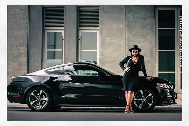 You do what you want when you're popping.. ______________________ Photography by the visionary: @photography_jrw 📸 _______________________ • • • • #damn #cars #allblackeverything #Blackgirlbloggers  #feelheraura #blogger #media #music #fortheculture #hotd #motd #cotd #fortheloveofhiphop #hiphop #Fashion #beauty #makeup #pink #blackgirlmagic #nyc #nycblogger #radiopersonality #putmeon #girldontbemad #mediapersonality #ootd #photography #slay #mustang