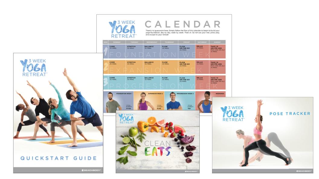 3 week yoga retreat review