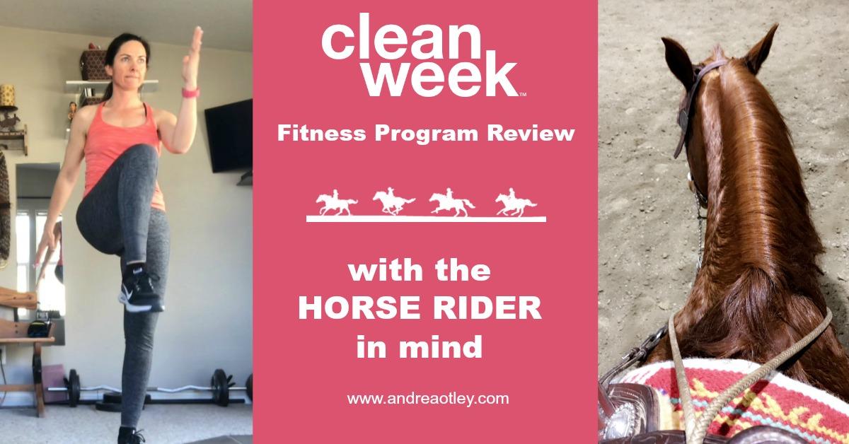 clean week review