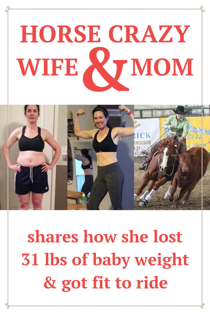 horse rider fitness wight loss blog