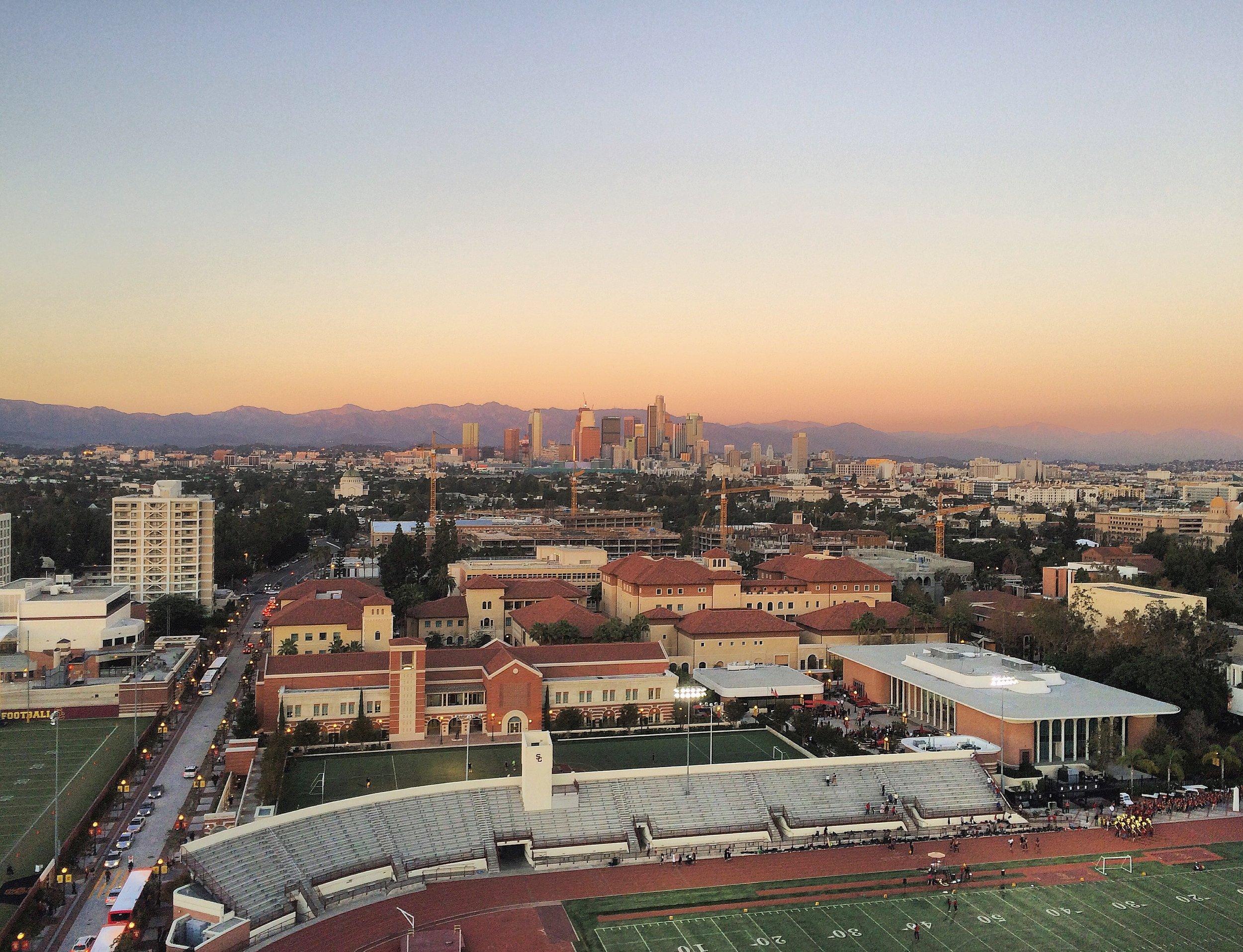 USC, Los Angeles