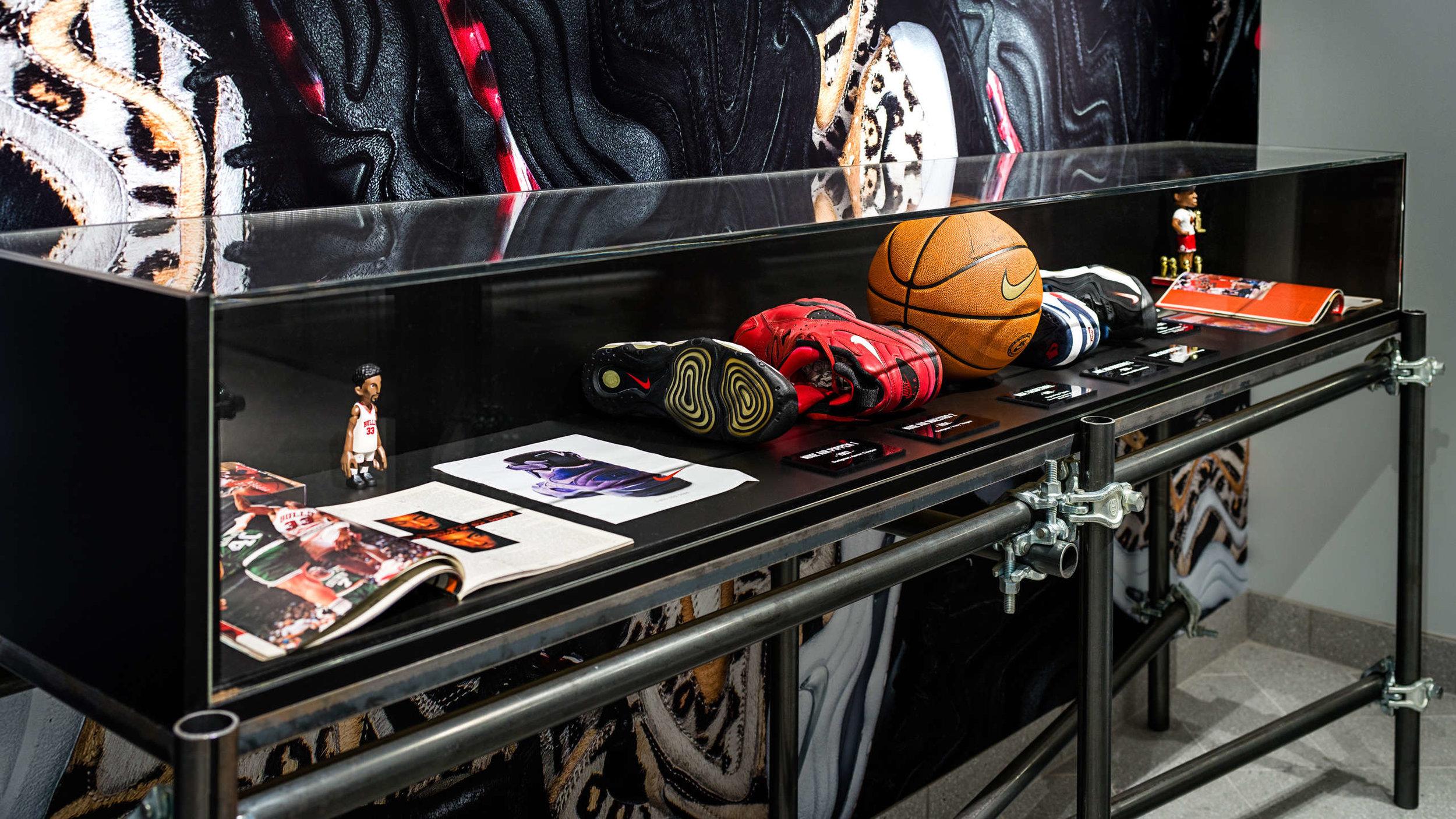 Kith x Scottie Pippen, SoHo Location
