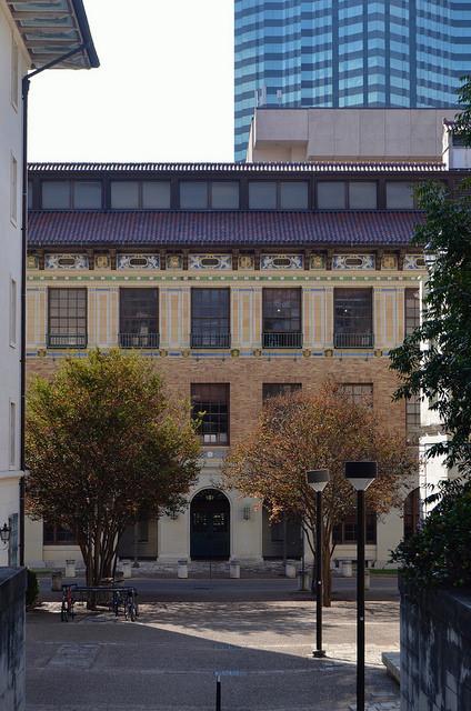 UT campus, Austin, TX