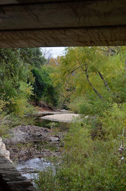 Shoal Creek in Austin, TX