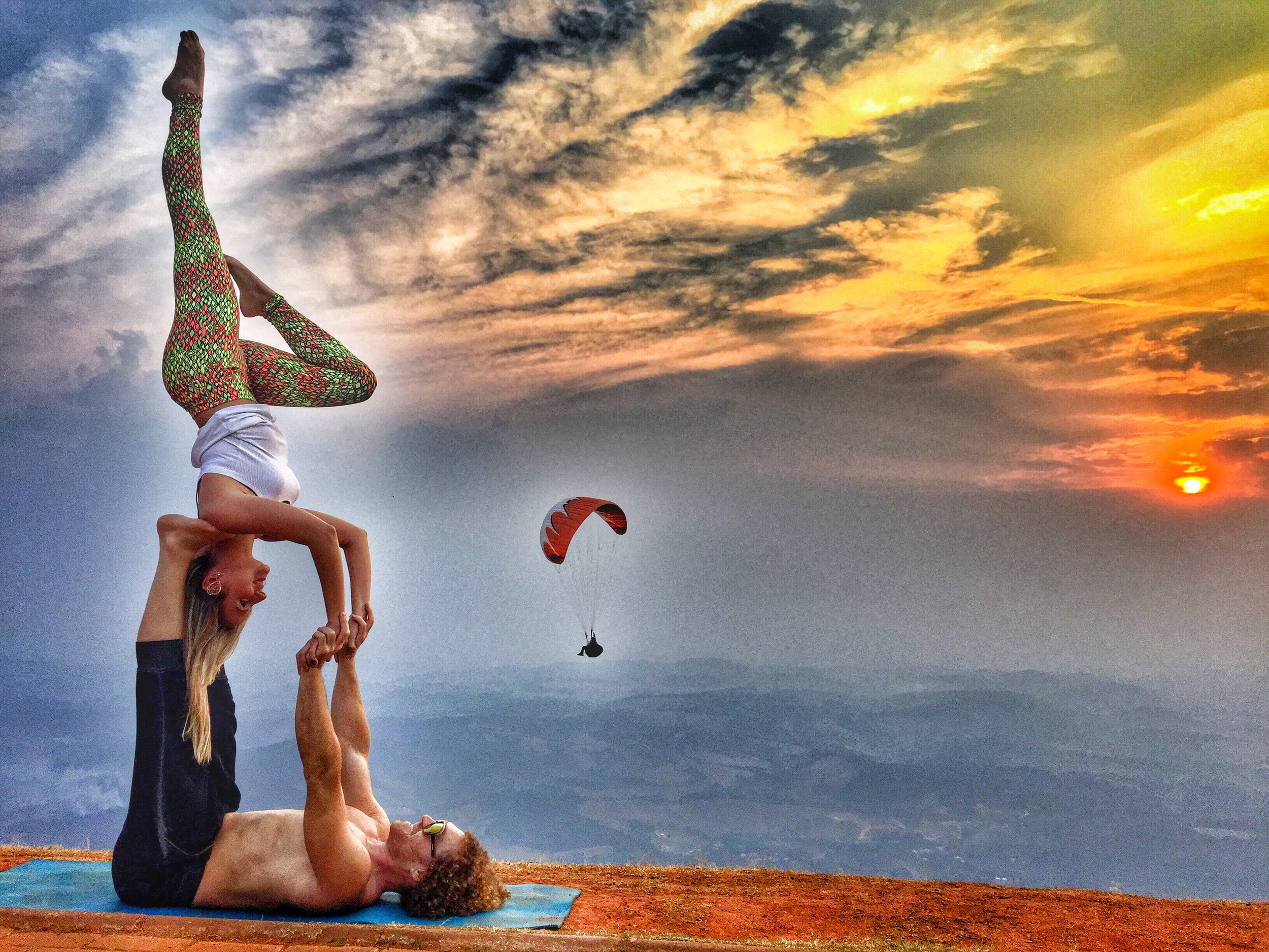 AcroYoga to the Sky 4