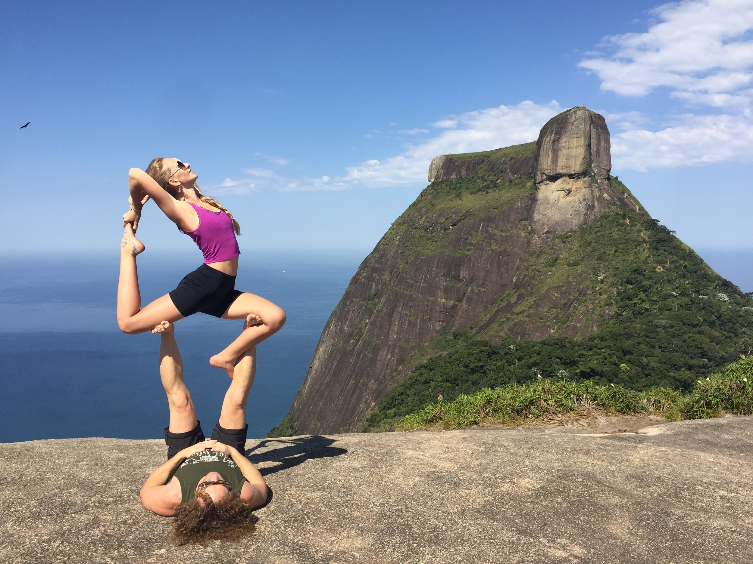 AcroYoga at the Top 2