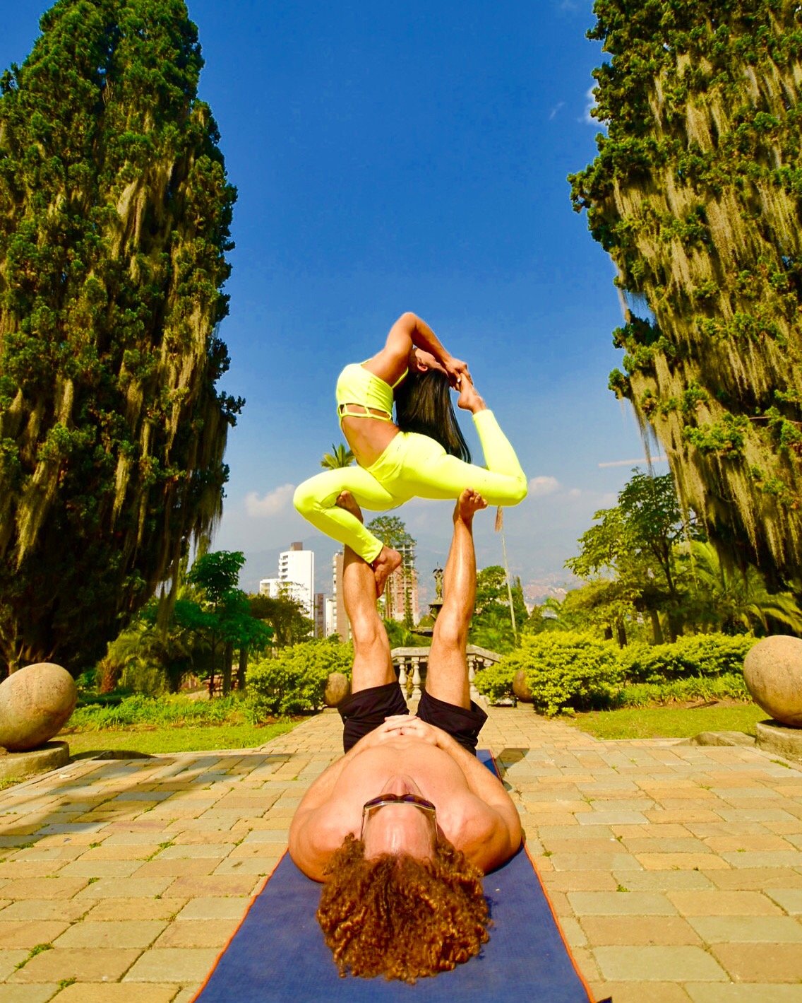 AcroYoga and Nature 3