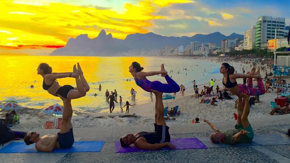 Rio De Janeiro Elemental Imersão Nov 14-18 2015