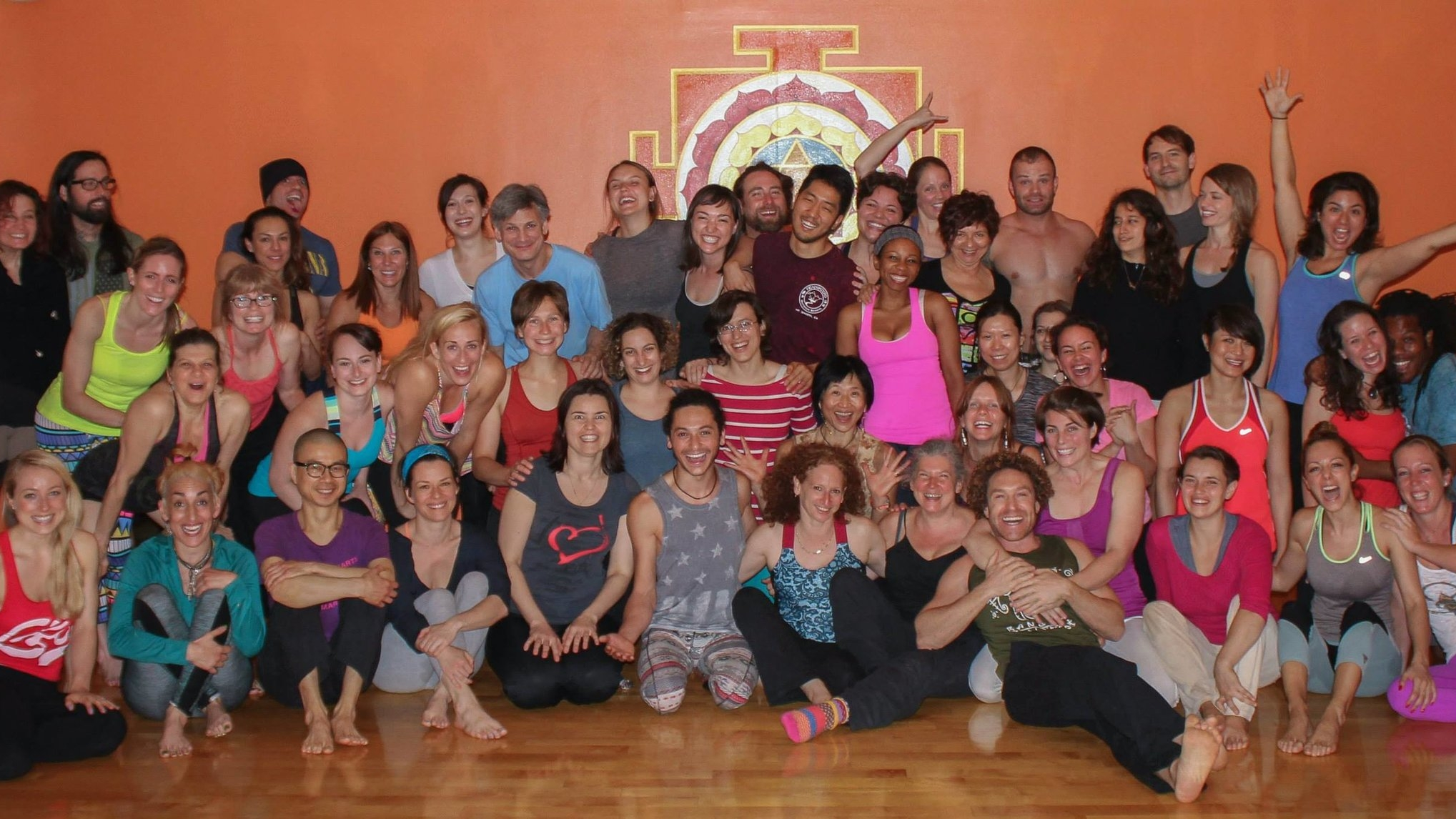 NYC Lunar AcroYoga Immersion May 24-28 2014