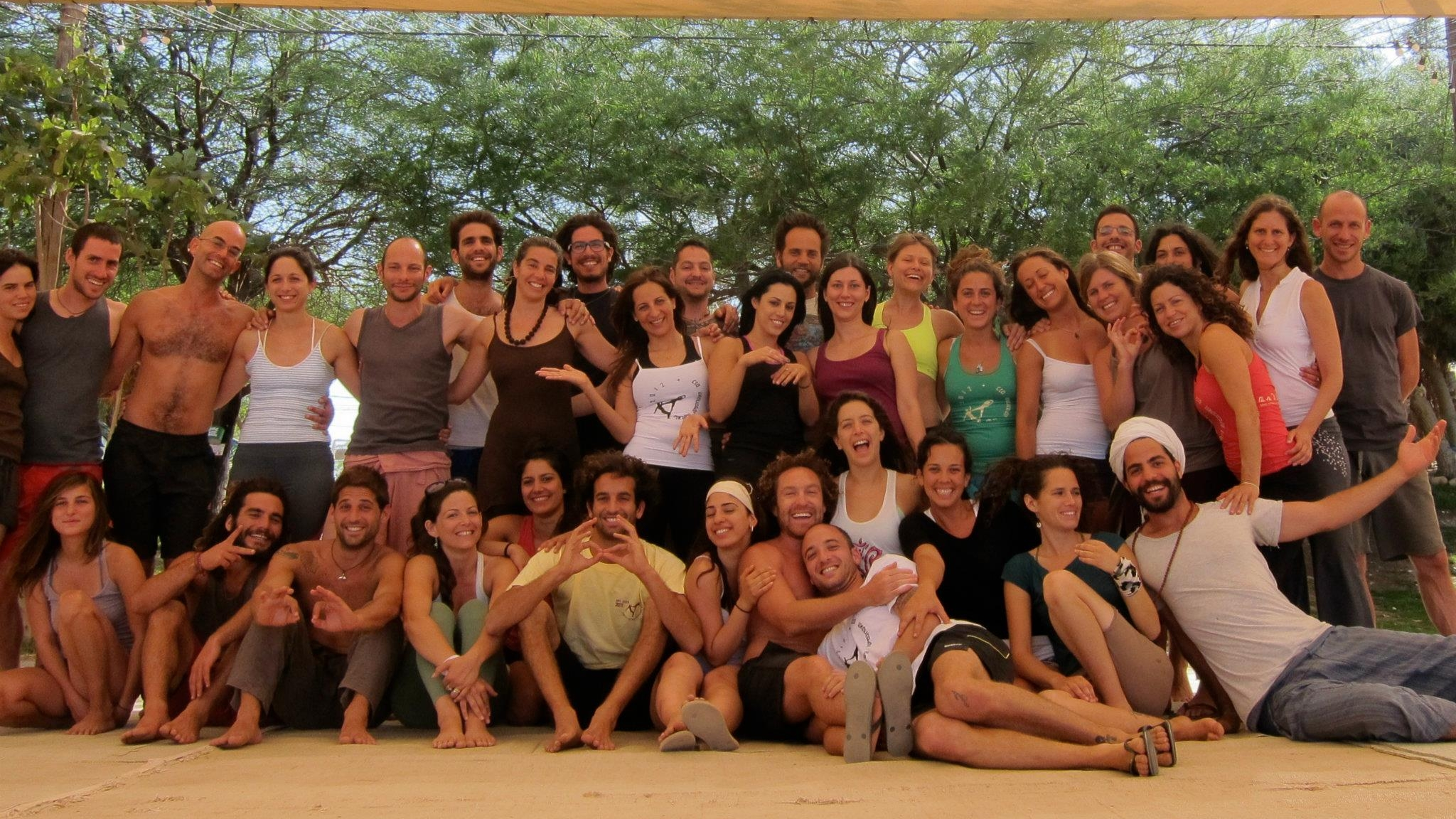 AcroYoga Elements of Peace Immersion Jun 2012