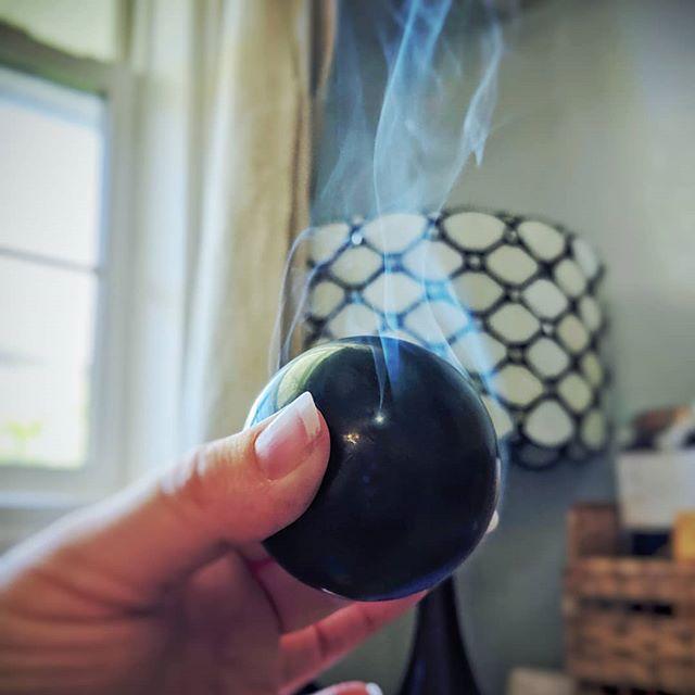 #cameratricks #crystalsphere #smudging