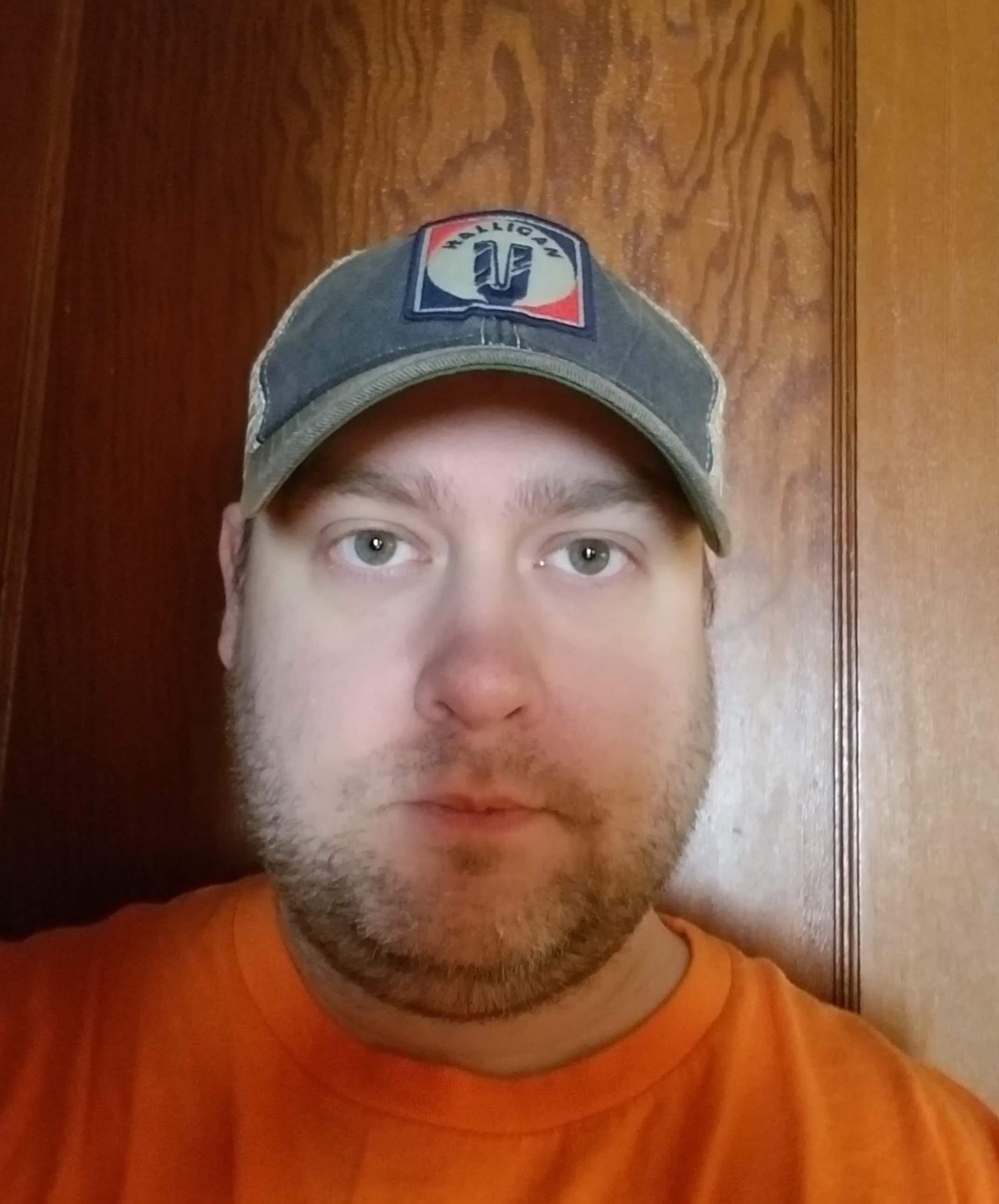 WELCOME to New Member MATTHEW HEDGE / Nebraska / April 27, 2019