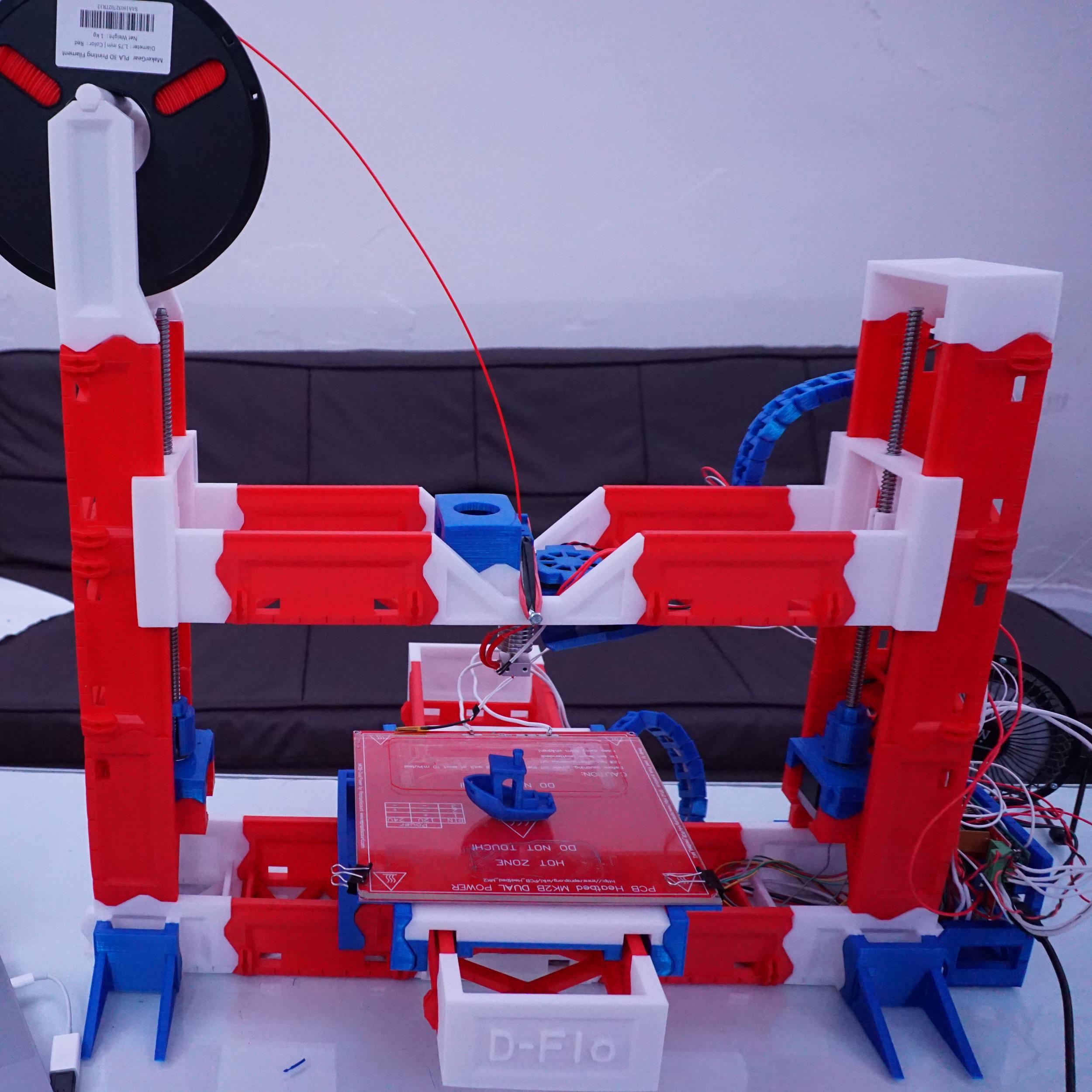 3D Printed 3D printer