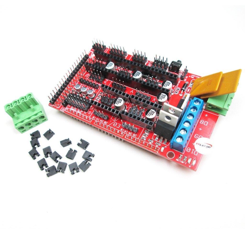 RAMPs 1.4 3D Printer Controller Board