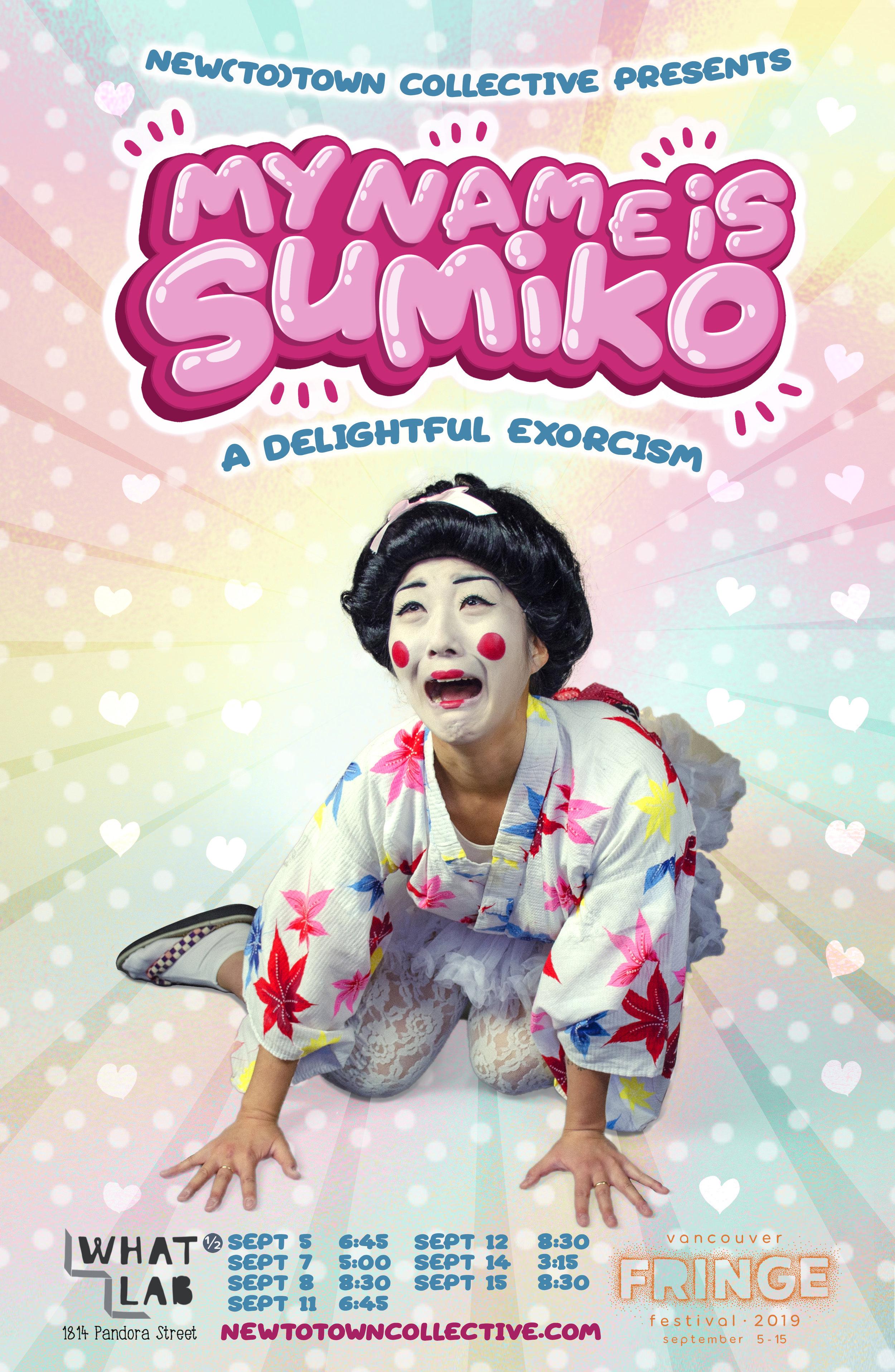Sumiko-11x17 poster-VanFringe.jpg