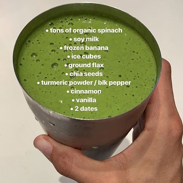 Anytime smoothie but great way to start the day! @erinireland for more healthy inspiration! #naturopathicmedicine #foodasmedicine #naturecure #nourish #revelstokenaturopathicdoc