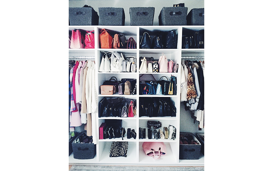 THE CLOSET CLEANSE.