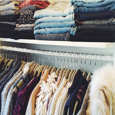 Need to stock up on new basics like jeans, tees, or jackets? Looking to replenish a specific item in your closet? Let Amy curate the perfect options from the best stores for you.