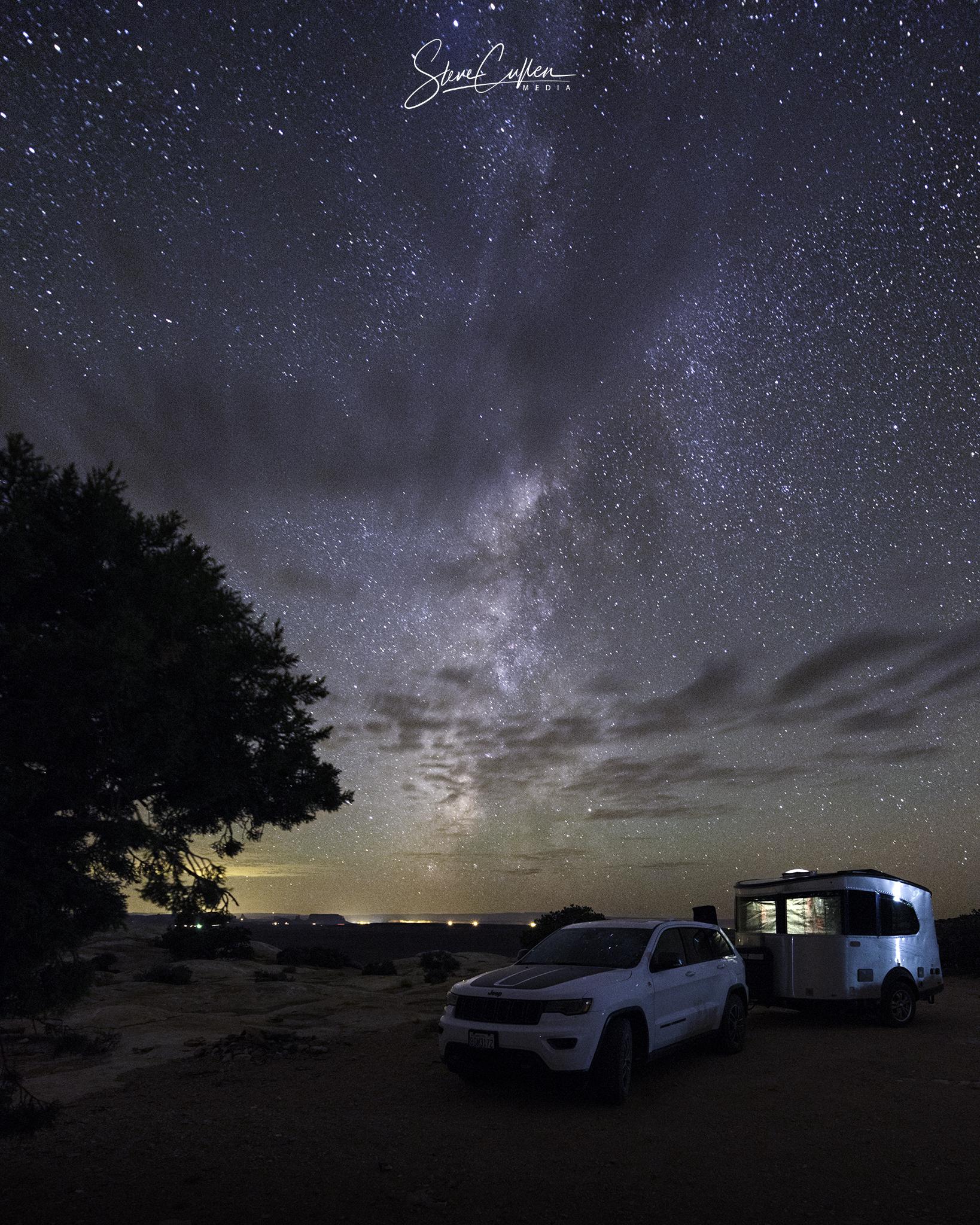 Basecamp Under the Stars