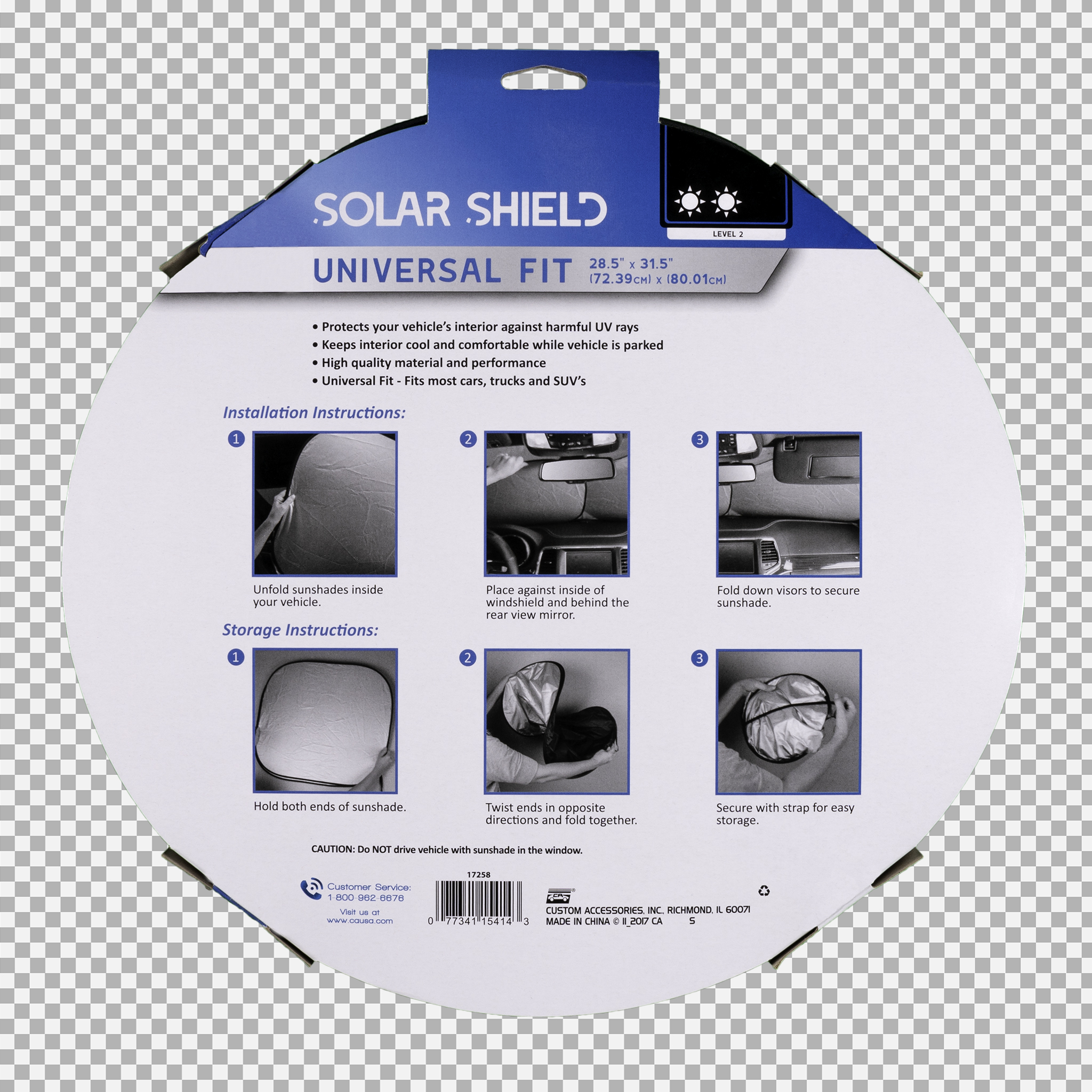 Beach Bum Solar Shield - Pair Packaging Back (Transparent Background)