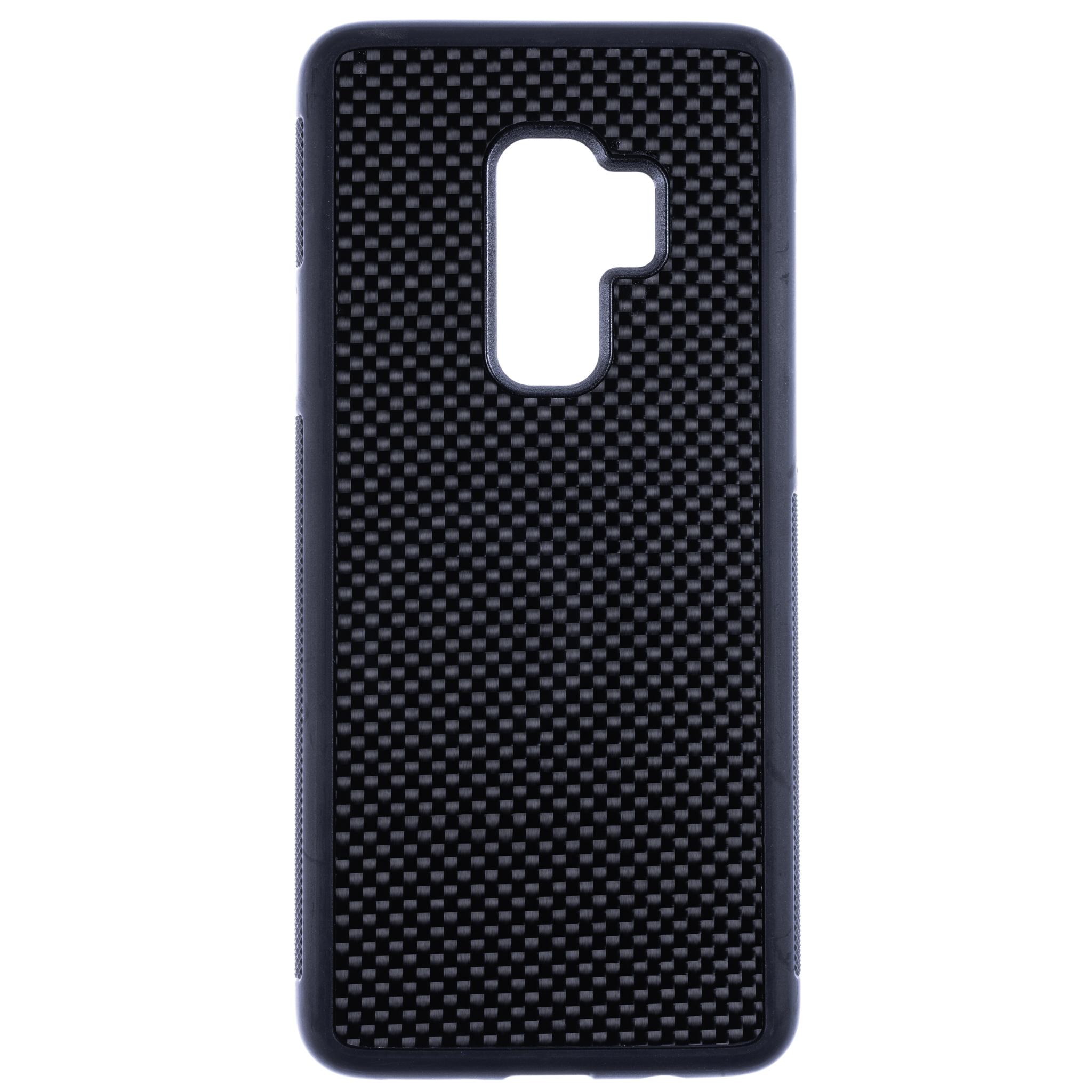 Samsung S9 Plus Carbon Fibre Case