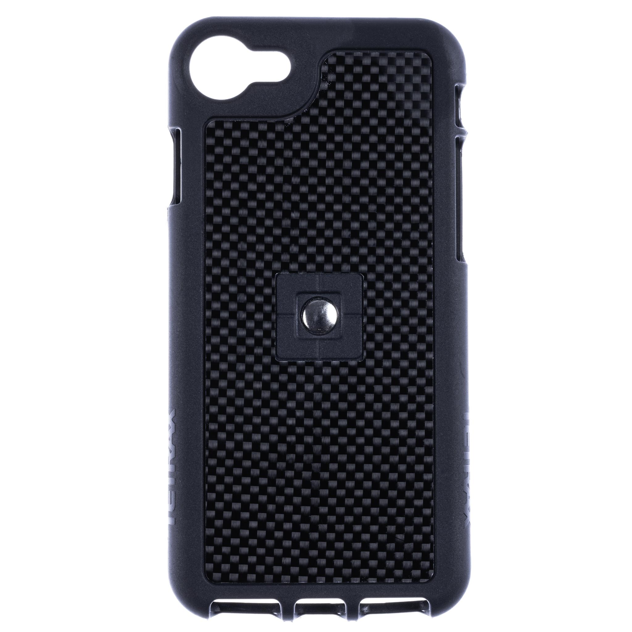 iPhone 7-8 Carbon Fibre Case with Clip