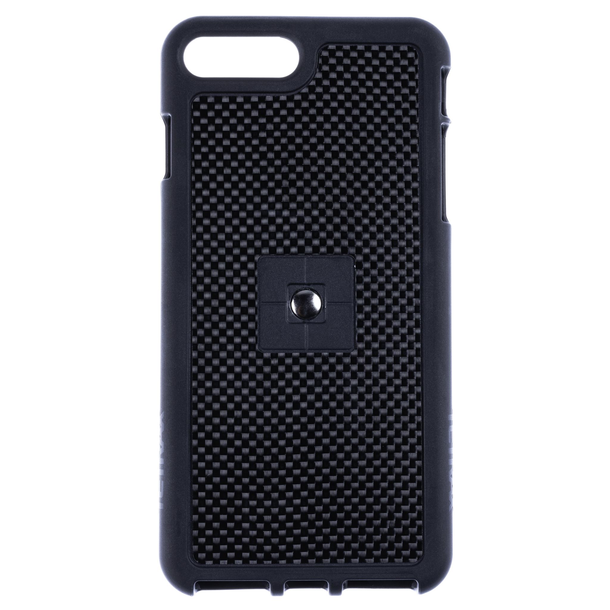 iPhone 7 Plus Carbon Fibre Case with Clip