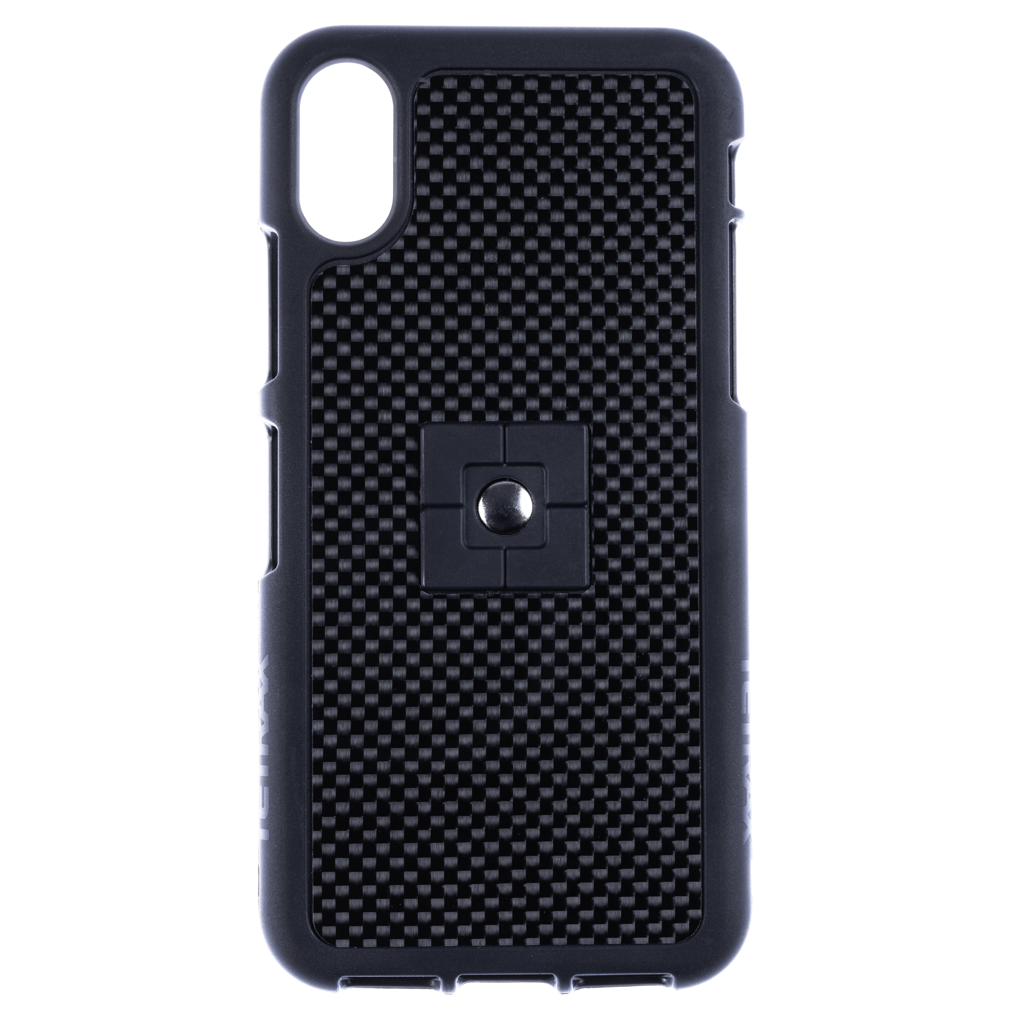iPhone X Carbon Fibre Case with Clip