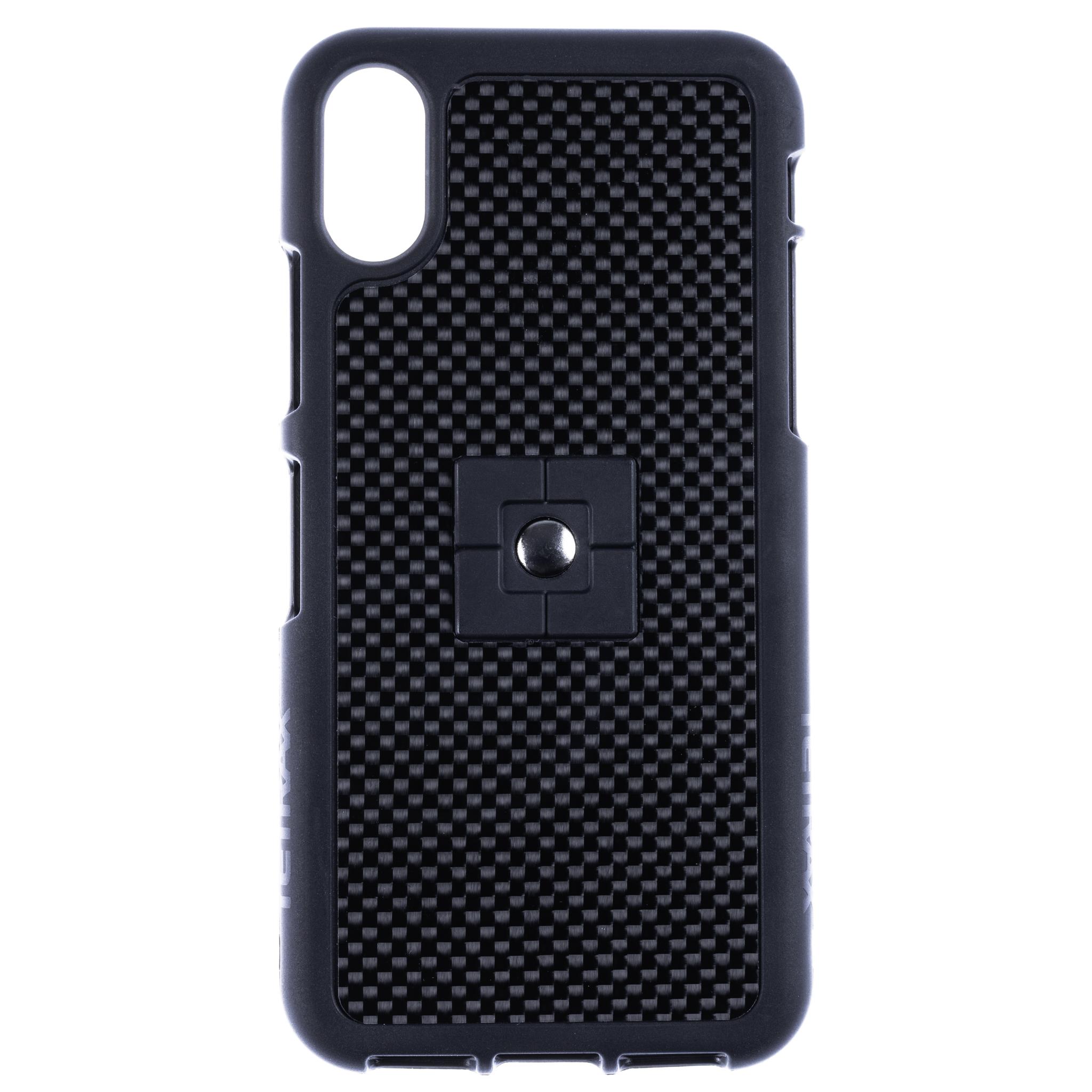 iPhone X Carbon Fibre Case with Clip