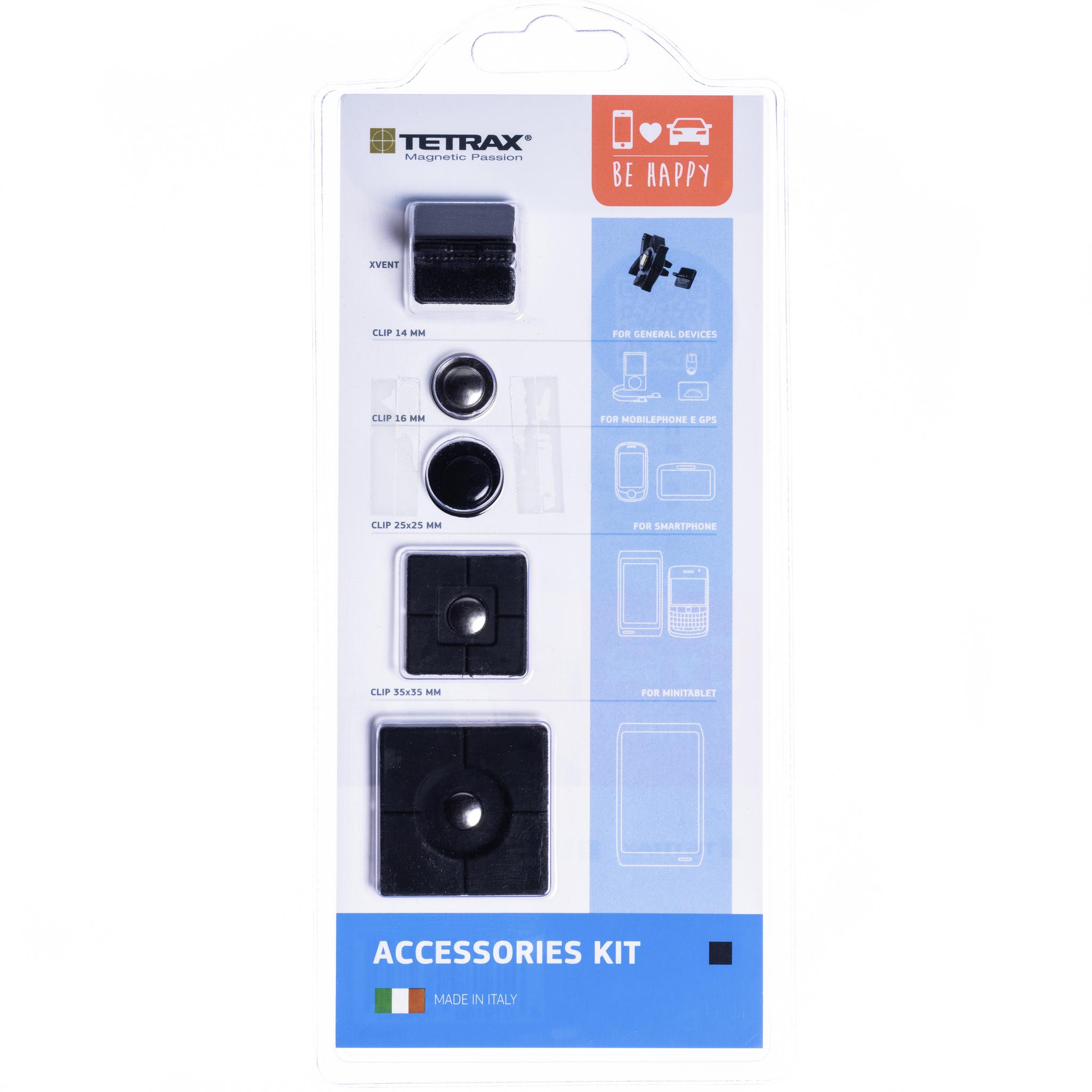 Tetrax Accessory Kit Black