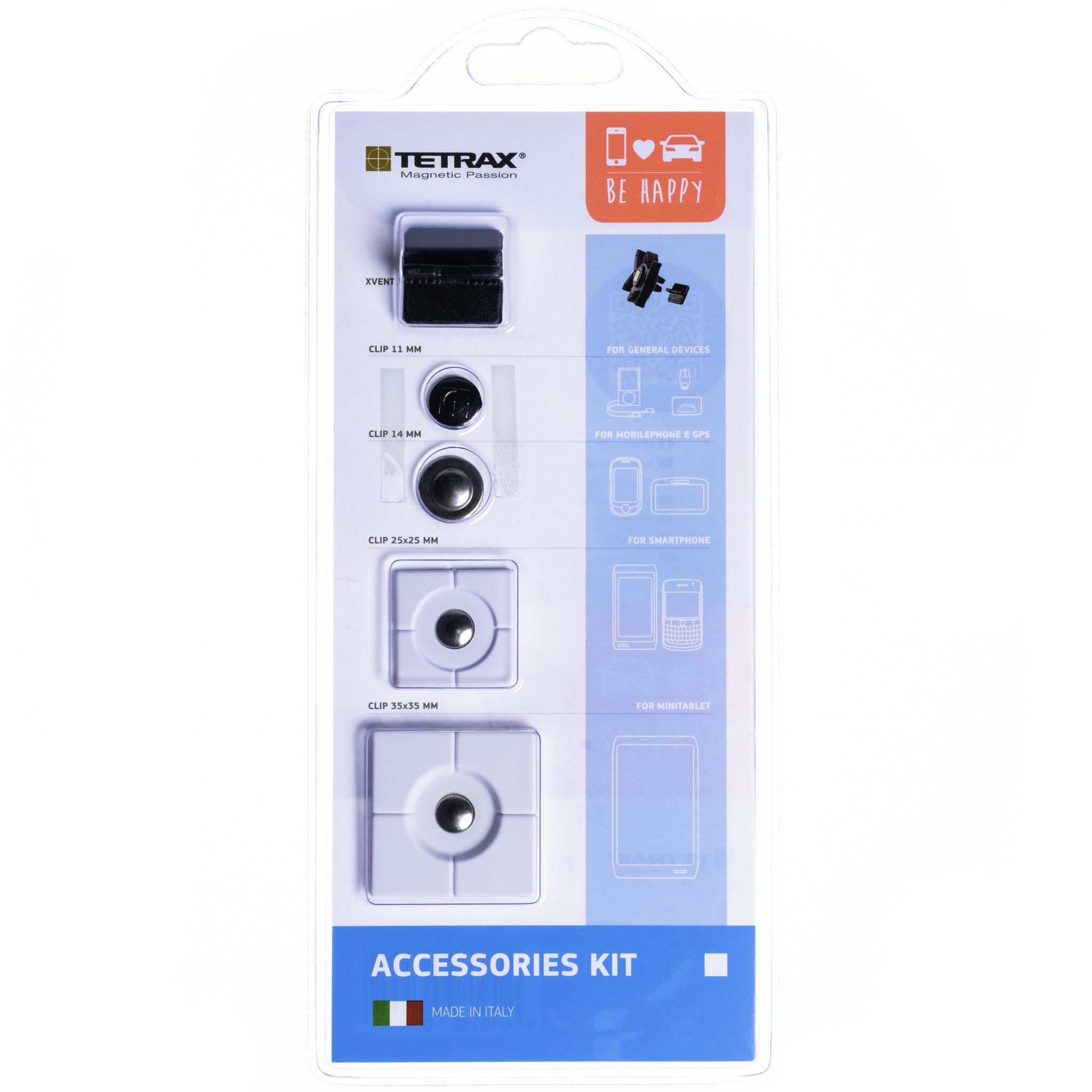 Tetrax Accessory Kit White