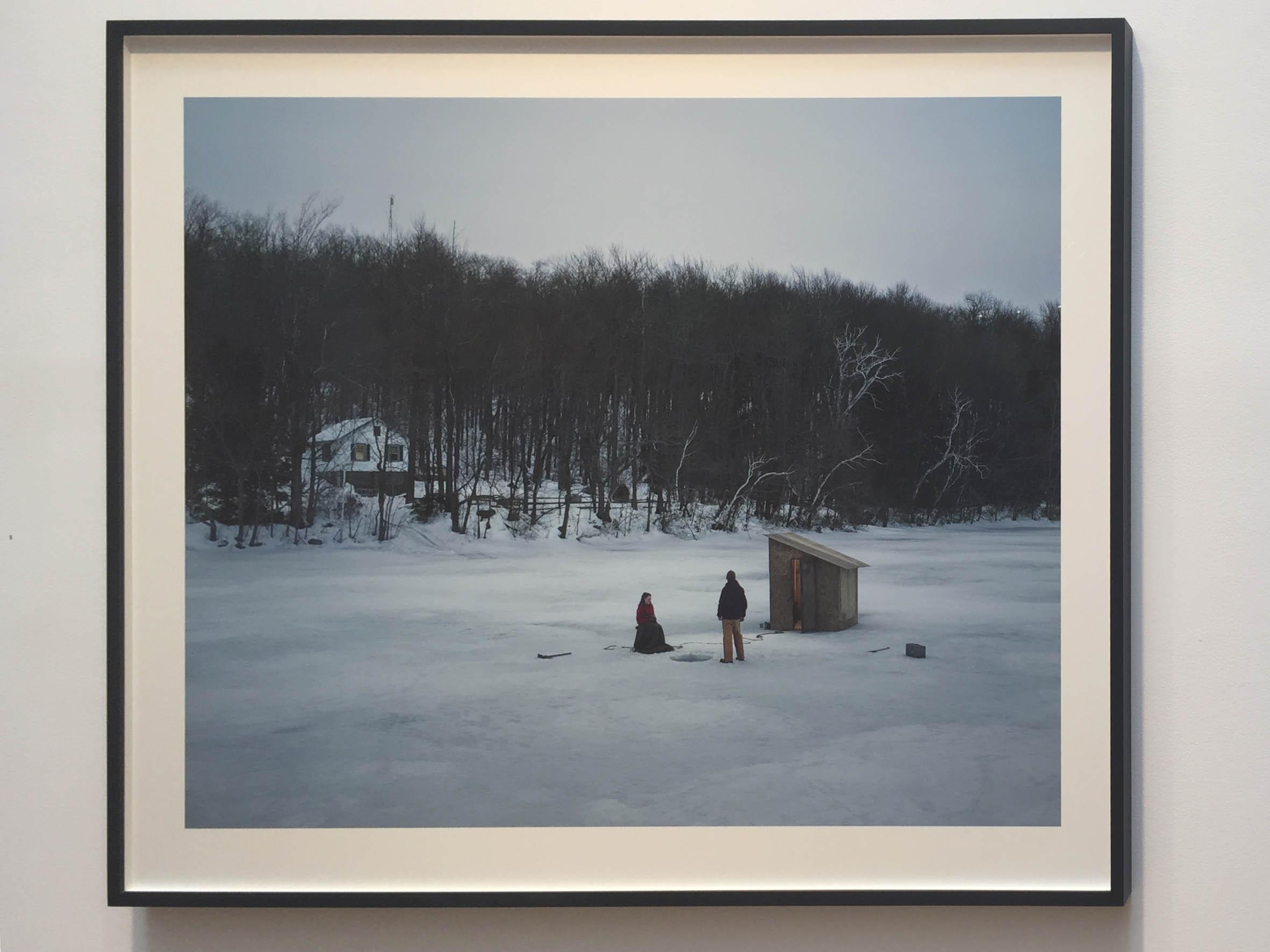 The Ice Hut, 2013