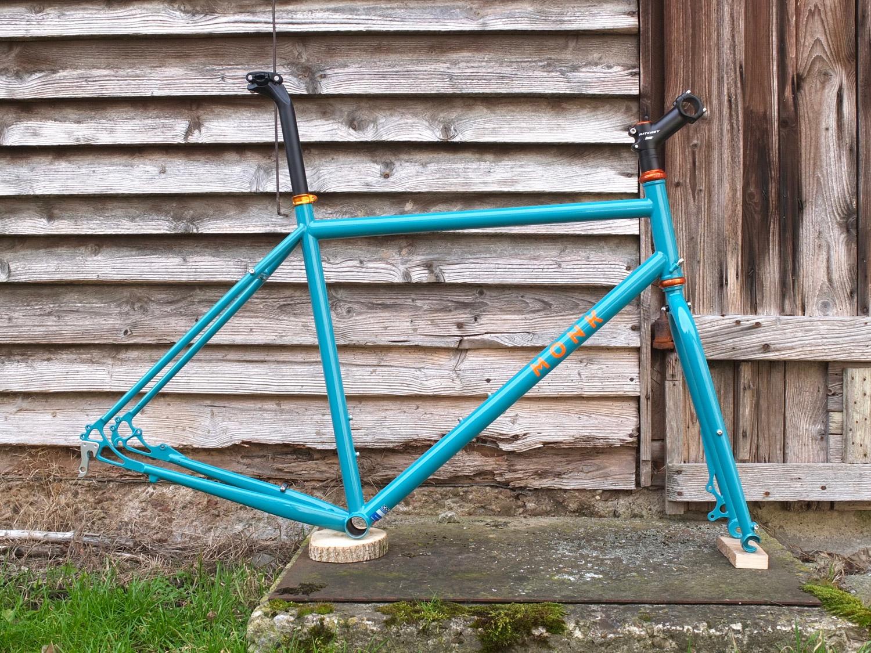 XL frameset to build a 29er