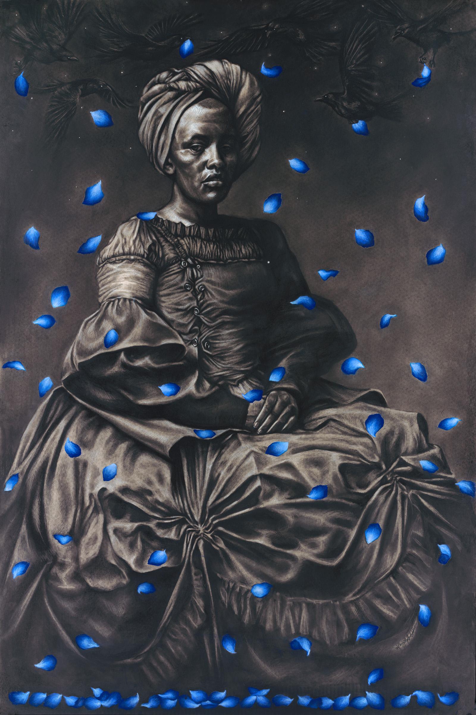 """""""Blue Petals"""""""