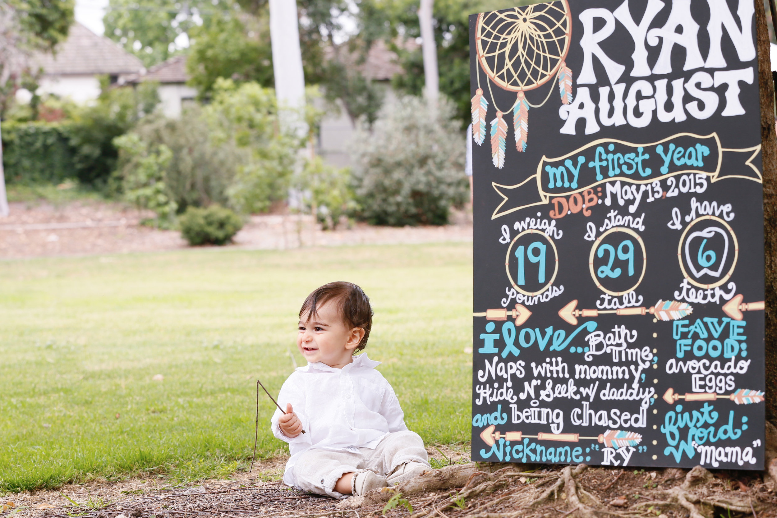 ryan first party 4