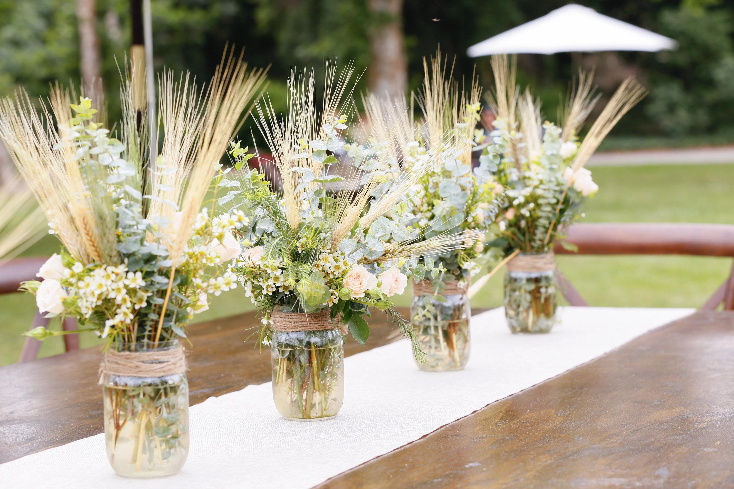 ryan party flowers