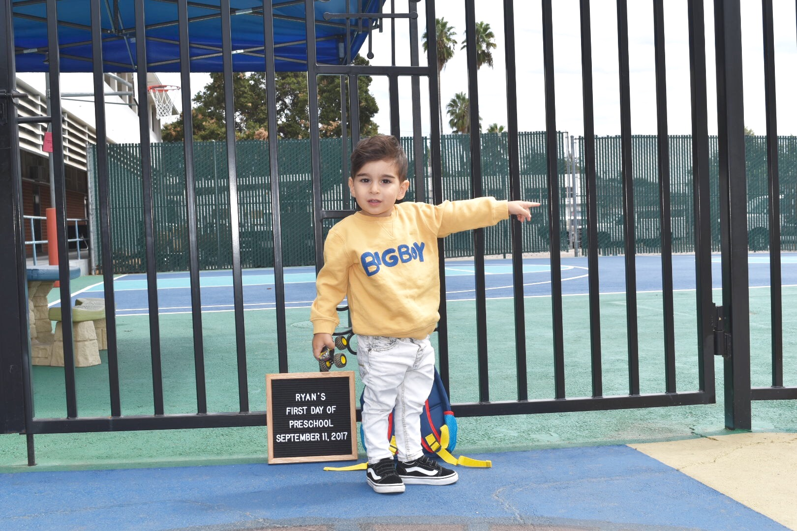 ryan preschool 1