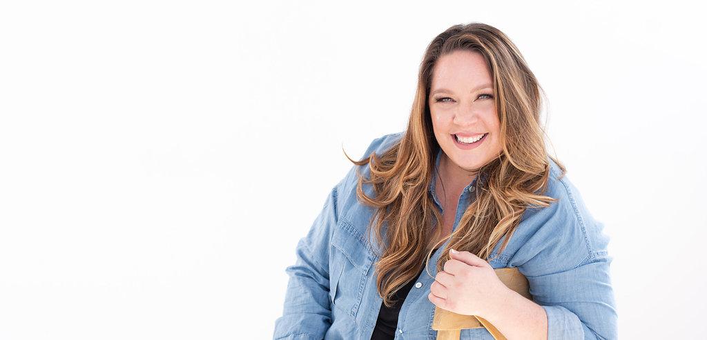 Hilary Hartling, brand strategist + coach