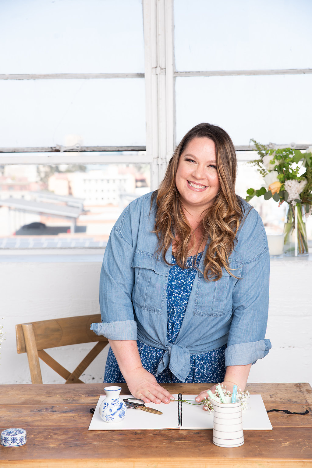 Hilary Hartling, brand strategist and coach and founder of Brandpolish Co.
