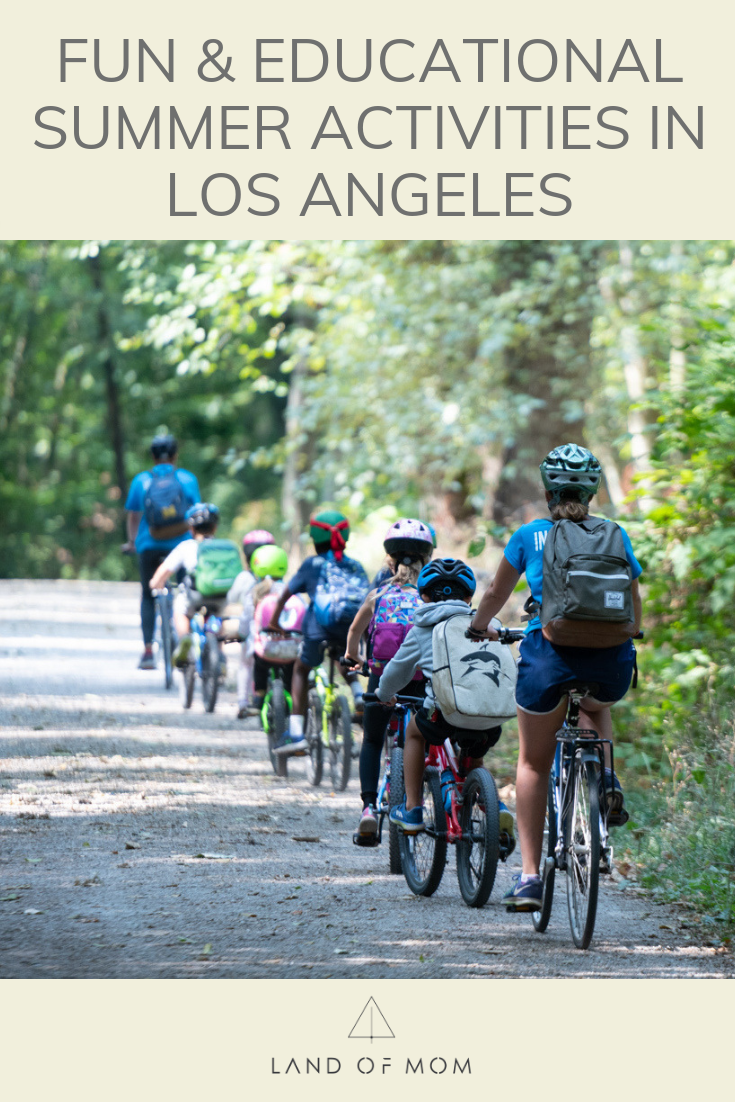 Fun and educational activities for toddlers and preschoolers, especially in Los Angeles, CA, by Land of Mom. Featuring Pedalheads, Waterworks Pasadena, The Tutoring Agency, Benjanian Martial Arts, and Champions FA.