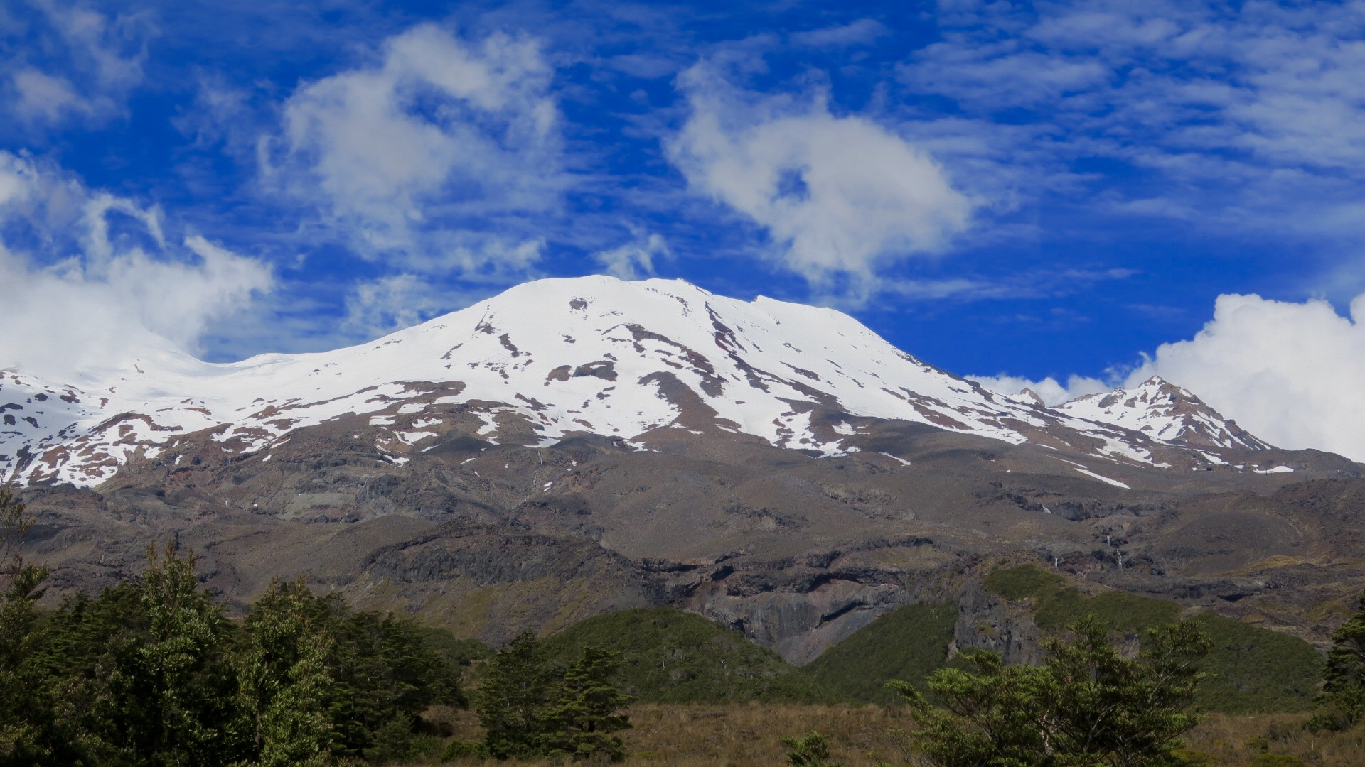 Mt Ruapeho