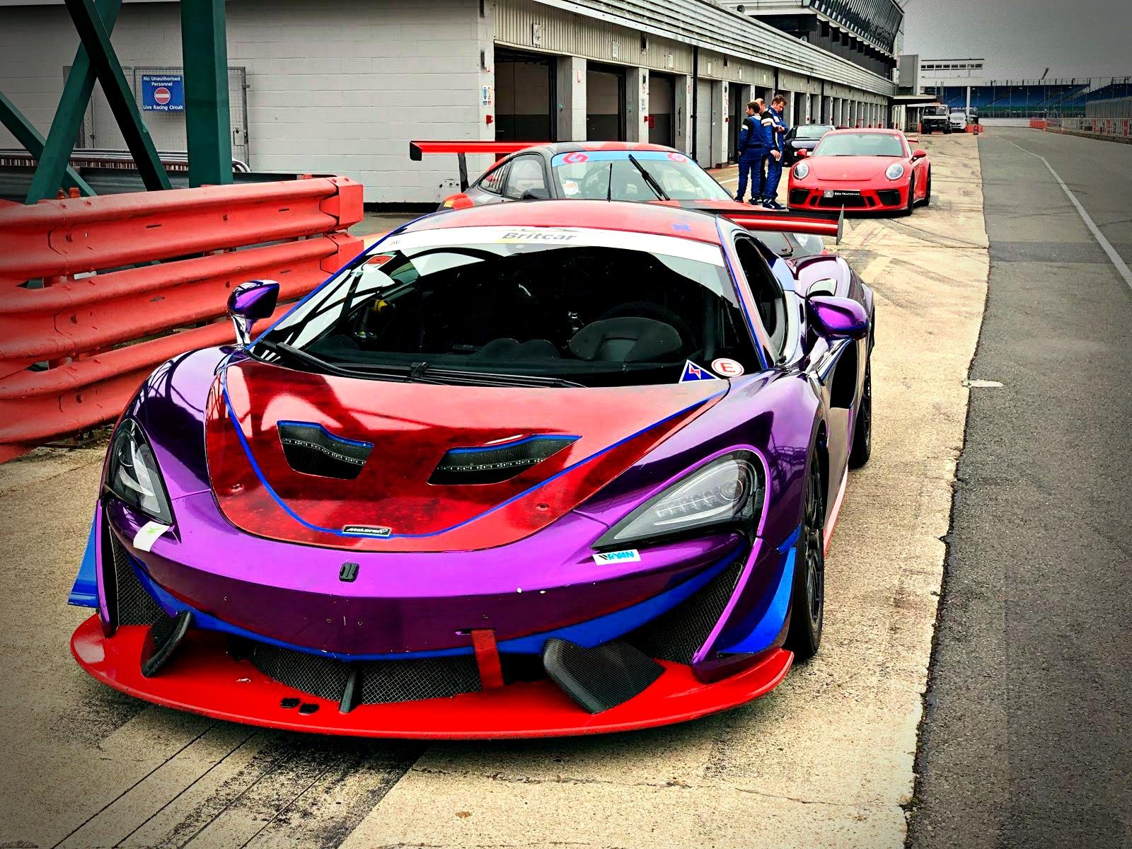 Shellsuit McLaren