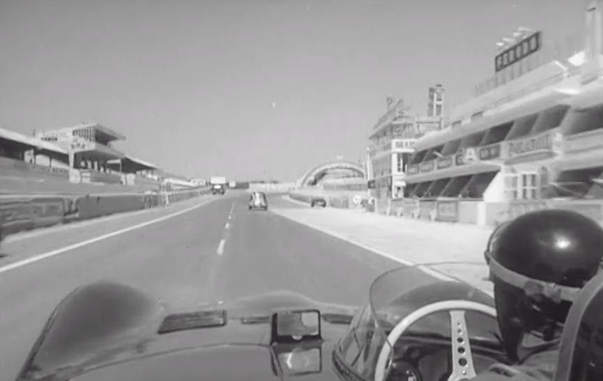 Mike Hawthorne Le Mans